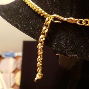 Napier Jewelry - Rare Napier Disney Minnie hat and shoes necklace